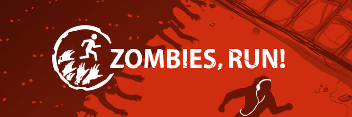 Image result for zombies run app logo